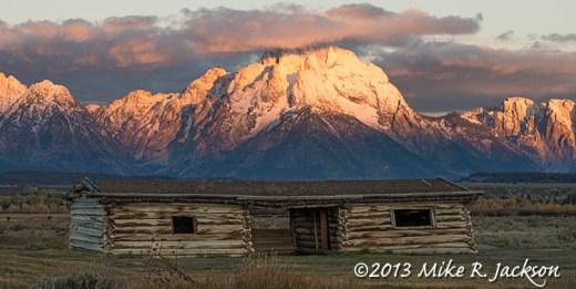 Cunningham Cabin Oct 1
