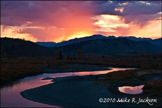 Buffalo River Sunrise