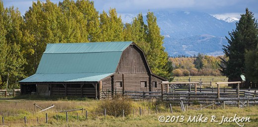 Fall Creek Barn Oct 3