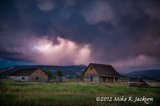 Lightning Homestead July27