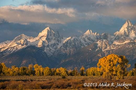 Teton Mountain Range _Oct1