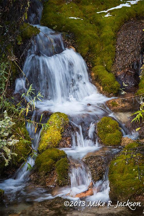 Pass Waterfall Oct. 3