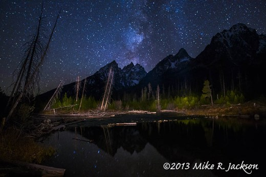 String Lake Stars Oct24