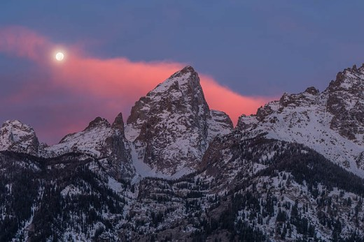 Grand Alpenglow 2012