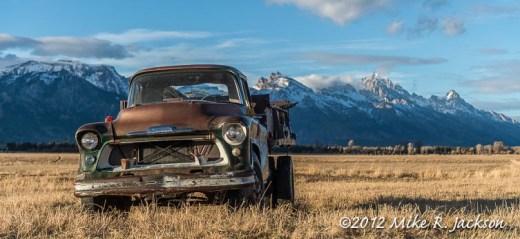 Chevy Truck 2102