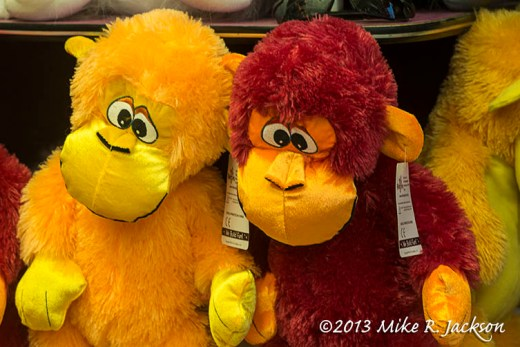 Monkey Prizes