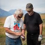 Harrison Goodall and Paul Hodgdon