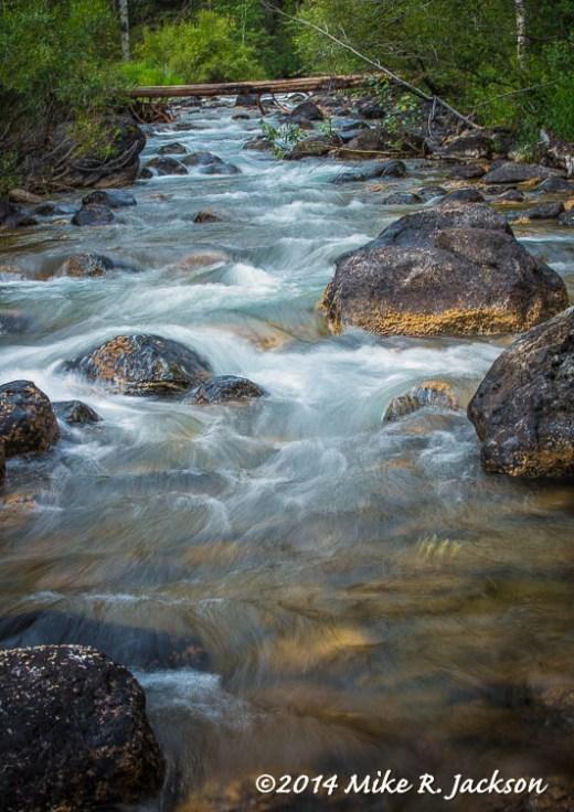 Lake Creek Cascades