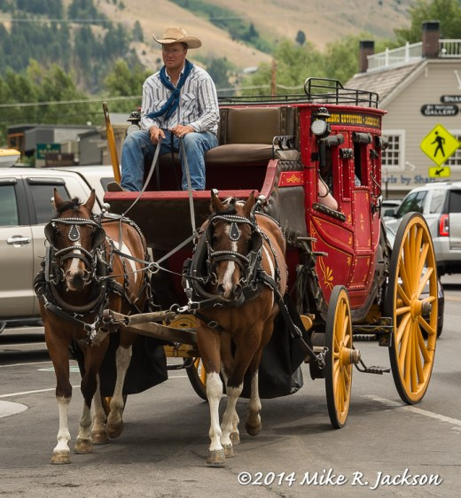 Stagecoach on the Square