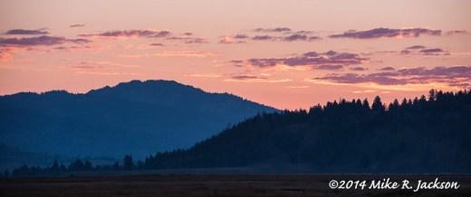 Sunrise Up North