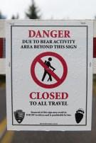Moose Wilson Sign