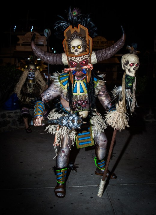 Halloween in Maui