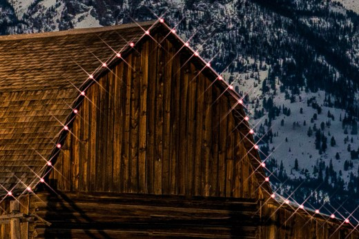 Lights with Stars