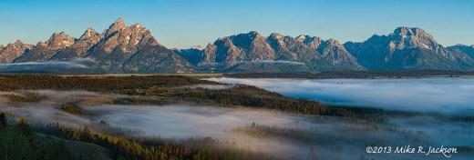 Foggy Basin