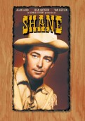 Shane DVD Cover