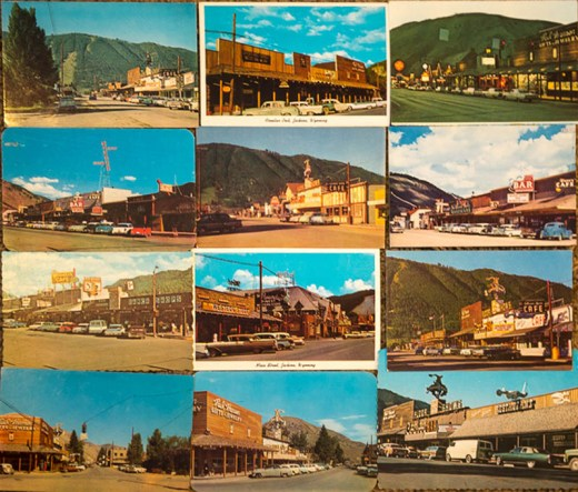 Town Postcards