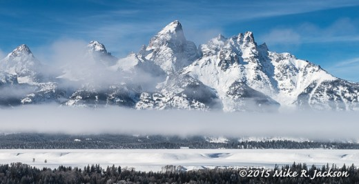 Teton View Overlook