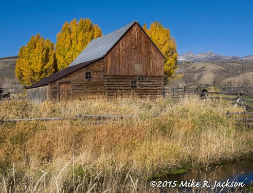 Spring Creek Barn