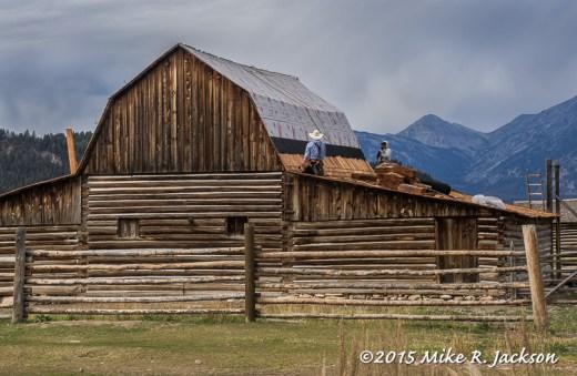 John Moulton Barn Roofers
