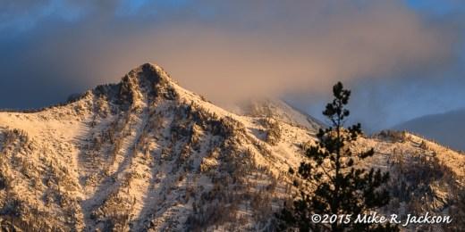 Second Morning Peak