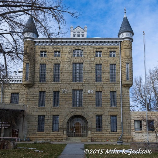 Wyoming Frontier Prison