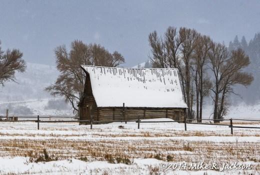 TA Moulton Barn December 23, 2013