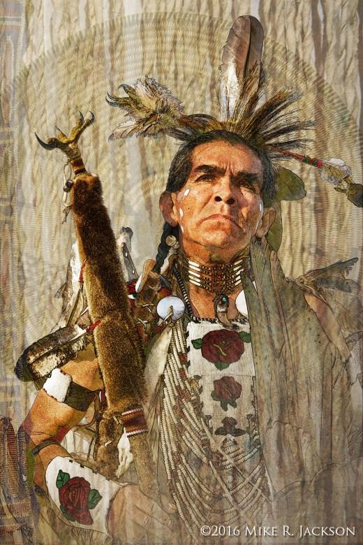 Shoshone Elder