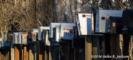 Kings Highway Mailboxes