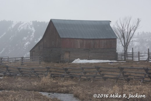 Soggy Barn (Raw)