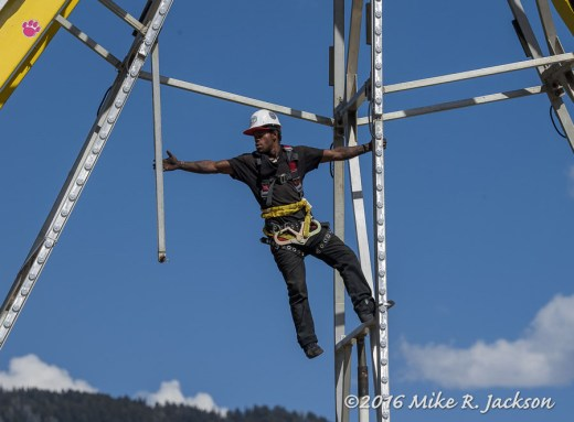 Ferris Wheel Worker