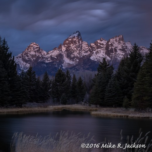 15 Seconds at Schwabacher Landing
