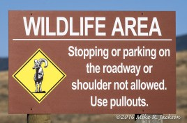National Elk Refuge Sign
