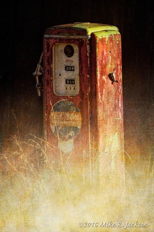Kelly Gas Pump