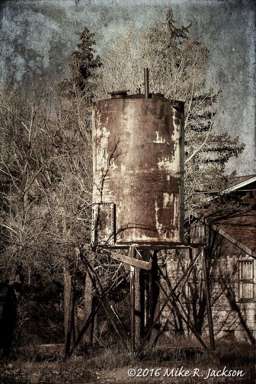 Kelly Water Tank