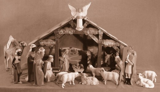 Hartland Nativity Set
