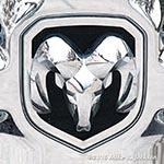 150 Ram Emblem
