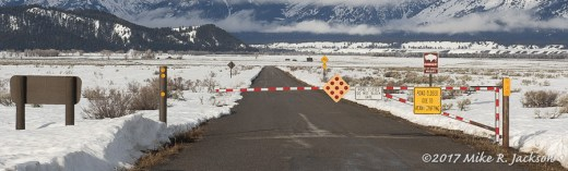 Antelope Flats Road