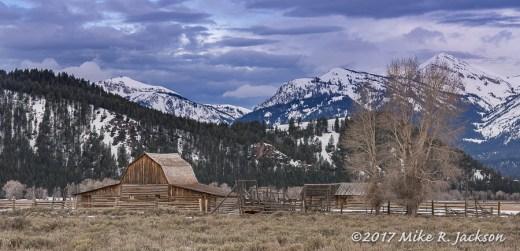 March Barn