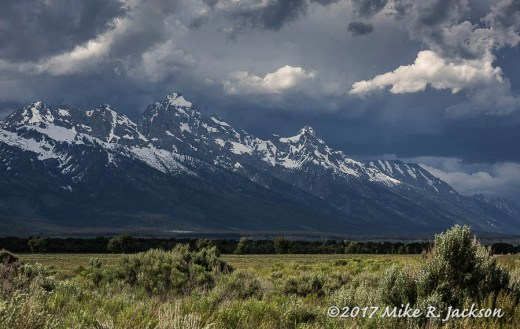 Teton Clouds