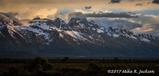 Teton Peaks
