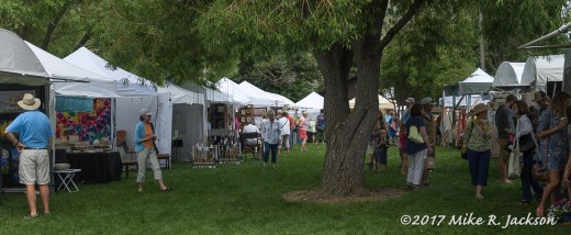 Art Fair at Miller Park