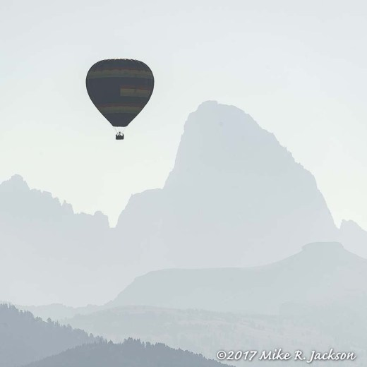 Idaho Hot Air Balloon