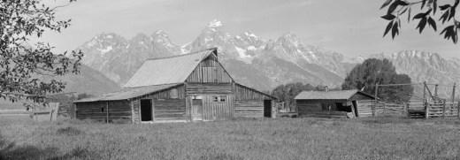 TA Moulton Barn 1977