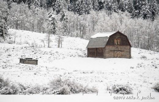 Buffalo Valley Barn