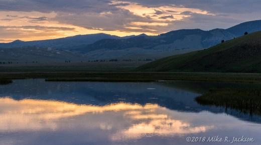 Sunrise Flat Creek