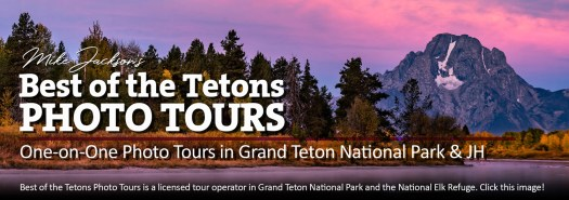 Best of the Tetons Photo Tours