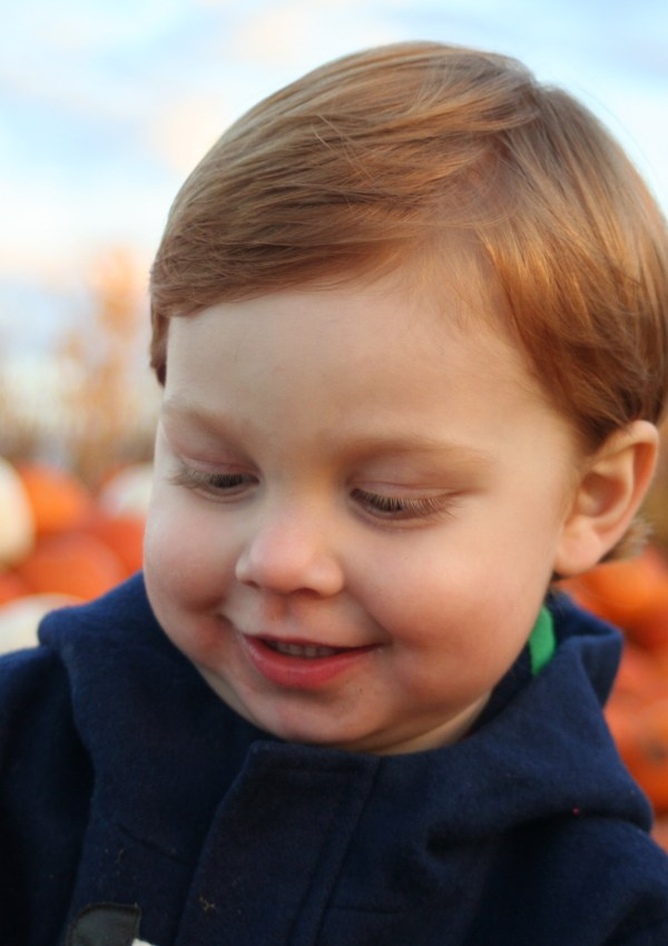 This Week with the Smiths :: Pumpkin Patch Fun!