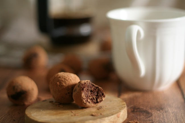 The Best of this Life | Raw Cocoa Truffles #vegan