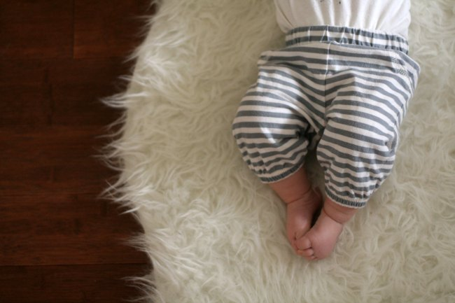 Baby Feet | The Best of this Life #sundayliving