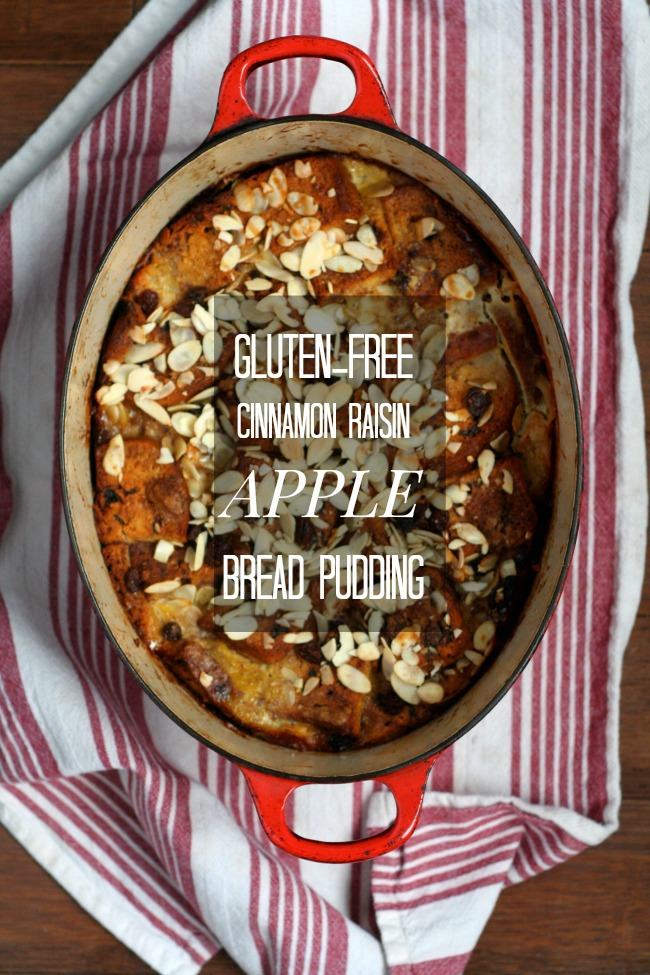 Gluten-Free Bread Pudding | The Best of this Life #dairyfree #glutenfree